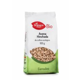 Avena Hinchada Bio, 100 gr