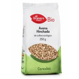 Avena Hinchada Bio, 250 gr