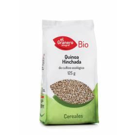 Quinoa Hinchada Bio, 125 gr