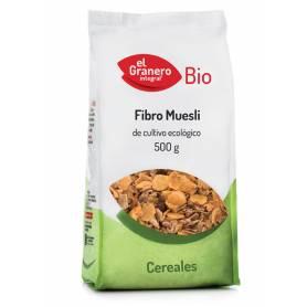 Fibro Muesli Bio, 500 gr