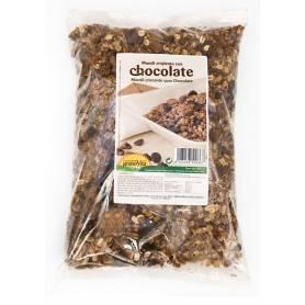 Muesli Crujiente con Chocolate, 750 gr