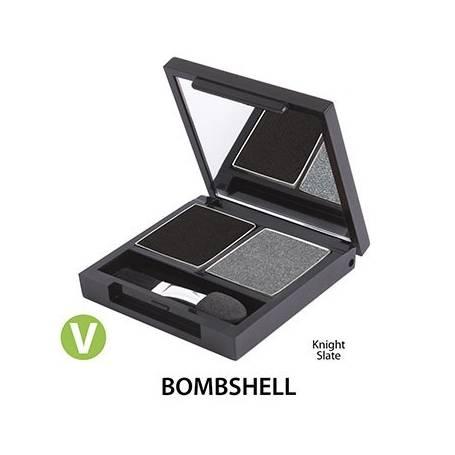 SOMBRA OJOS DUO BOMBSHELL 3,5g ZUII ORGANIC Cosmética e higiene natural 25,46€
