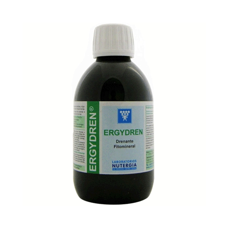 ERGYDREN JARABE 250ml NUTERGIA Suplementos nutricionales 15,47€