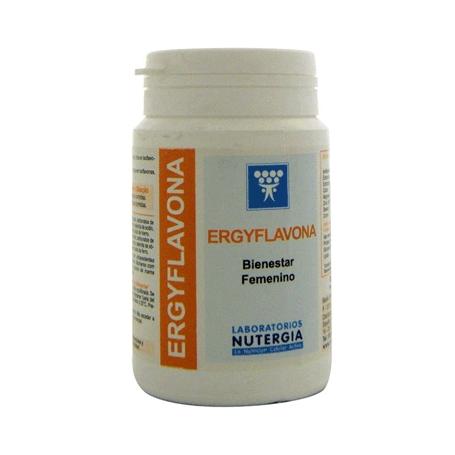 ERGYFLAVONA 60cap NUTERGIA Plantas Medicinales 21,35€