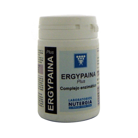 ERGYPAINA PLUS 60comp NUTERGIA Plantas Medicinales 21,35€