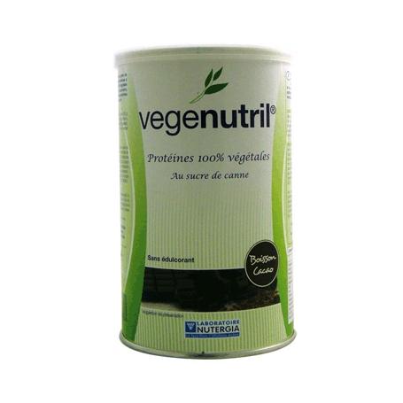 VEGENUTRIL CACAO POLVO 350g NUTERGIA Suplementos nutricionales 20,96€