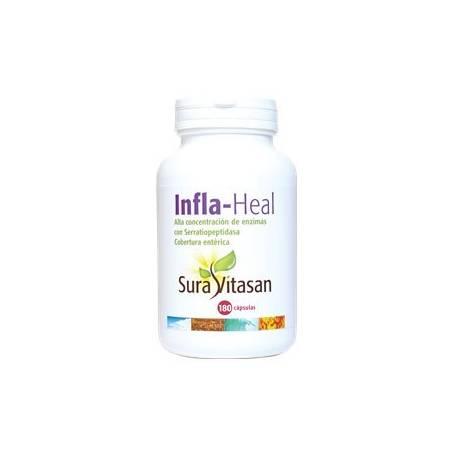 INFLA-HEAL 180comp SURA VITASAN Plantas Medicinales 57,17€