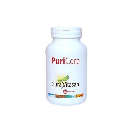 PURI CORP 120cap SURA VITASAN Plantas Medicinales 31,26€