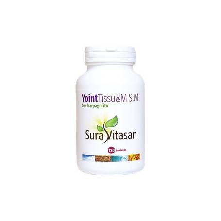 YOINT TISSU & M.S.M 120cap SURA VITASAN Suplementos nutricionales 27,38€
