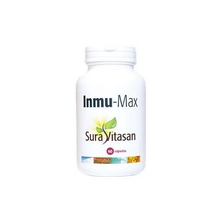 INMU-MAX 60cap SURA VITASAN Plantas Medicinales 14,43€