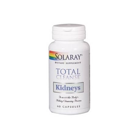 TOTAL CLEANSE KIDNEYS 60cap SOLARAY Plantas Medicinales 20,30€
