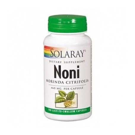 NONI 100cap SOLARAY Plantas Medicinales 26,72€