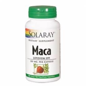 MACA 525mg 100cap SOLARAY Plantas Medicinales 20,82€