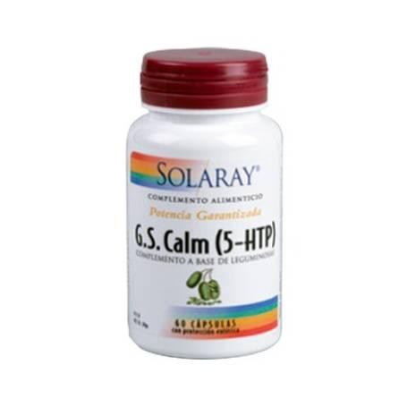 5-HTP G.S. CALM 60cap SOLARAY 5 HTP 26,05€