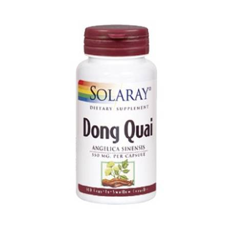 DONG QUAI 60cap SOLARAY Plantas Medicinales 21,37€