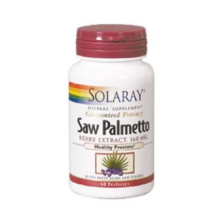 SAW PALMETO 60perl SOLARAY Plantas Medicinales 22,44€