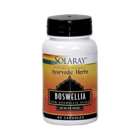 BOSWELIA 300mg 60cap SOLARAY Plantas Medicinales 29,39€