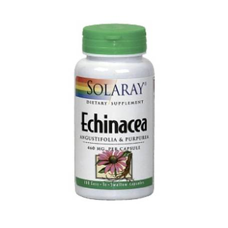 EQUINACEA 460mg 100cap SOLARAY Plantas Medicinales 22,04€