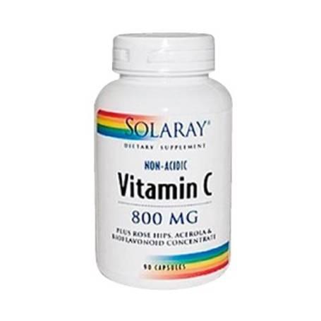 VITAMINA C CRYSTALLINE NONACID 227gr SOLARAY Suplementos nutricionales 26,05€