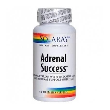 ADRENAL SUCCES 60cap SOLARAY Suplementos nutricionales 26,72€