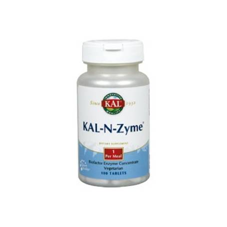 KAL-N-ZYME 100comp KAL Plantas Medicinales 12,69€