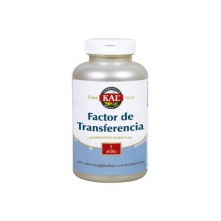 FACTOR DE TRANSFERENCIA 60cap KAL Plantas Medicinales 40,97€