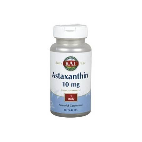 ASTAXANTHIN 10mg 60cap KAL Plantas Medicinales 43,02€