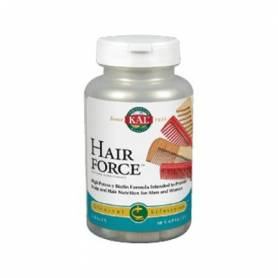 FORCE HAIR 60cap KAL