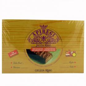 APIREGI Barritas de jalea Real y chocolate 18ud ARTESANIA AGRICOLA Suplementos nutricionales 1,88€