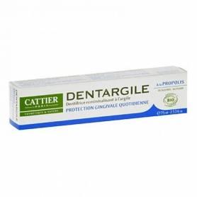 DENTIFRICO DENTARGILE CON PROPOLIS PROTECCION GINGIVAL 75ml CATTIER Cosmética e higiene natural 5,66€