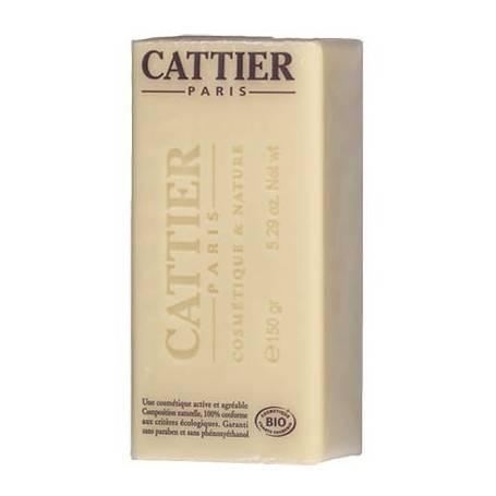 JABON FACIAL CON MANTECA DE KARITE PIEL SECA/SENSIBLE 150g CATTIER Cosmética e higiene natural 5,22€