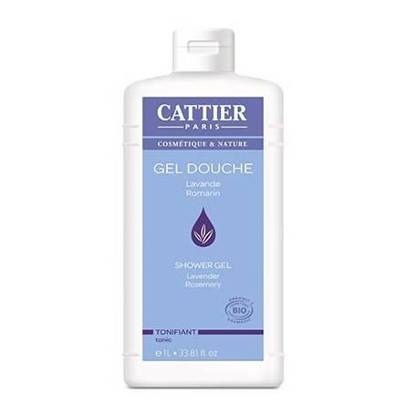 GEL DE DUCHA TONIFICANTE 1L CATTIER Cosmética e higiene natural 14,33€