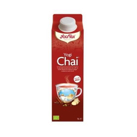 YOGI CHAI Infusión BIO 1L YOGI TEA Plantas Medicinales 3,33€