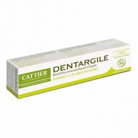 DENTIFRICO DENTARGILE CON ANIS ANTI-SARRO 75ml CATTIER Cosmética e higiene natural 5,66€