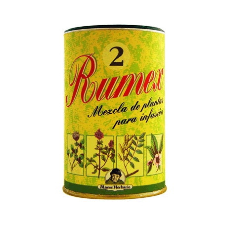 RUMEX N.2 Digestivo 80gr MAESE HERBARIO Plantas Medicinales 5,13€