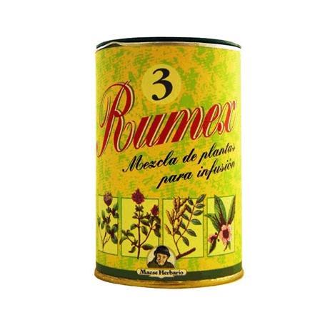 RUMEX N.3 Hepático Biliar 70gr MAESE HERBARIO Plantas Medicinales 5,01€