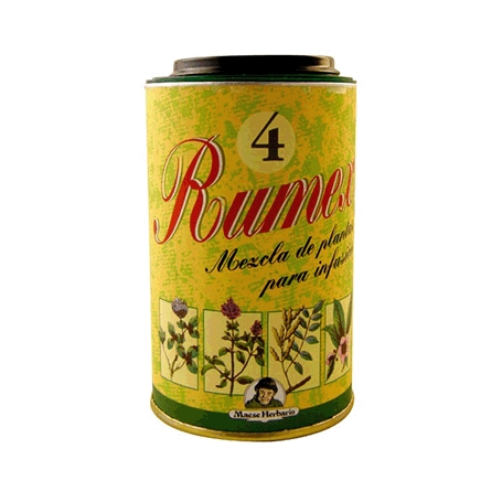 RUMEX N.4 Diurético 70gr MAESE HERBARIO Plantas Medicinales 5,15€