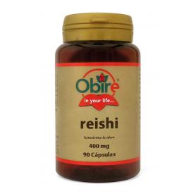 REISHI 400MG 90cap OBIRE Suplementos nutricionales 6,60€