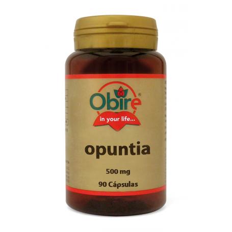 OPUNTIA 90cap OBIRE Suplementos nutricionales 6,25€