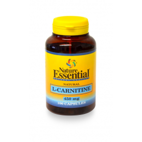 L-CARNITINA 450mg 100cap NATURE ESSENTIAL L Carnitina 9,07 €