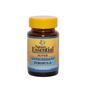 ANTIOXIDANTE FORMULA 30perl NATURE ESSENTIAL Suplementos nutricionales 4,38€