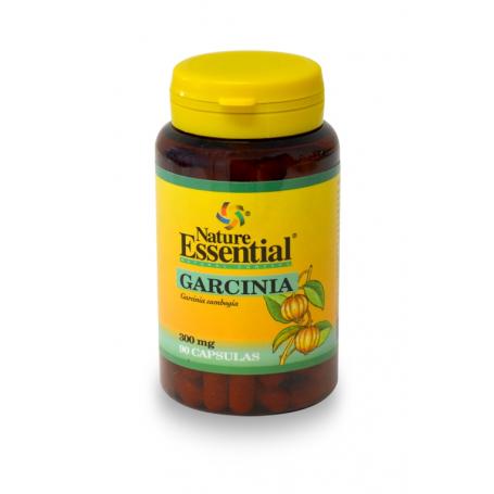 GARCINIA GAMBOGIA 300mg 90cap NATURE ESSENTIAL Plantas Medicinales 6,40€