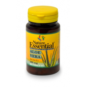 ALOE VERA 500mg 60comp NATURE ESSENTIAL Plantas Medicinales 4,84 €