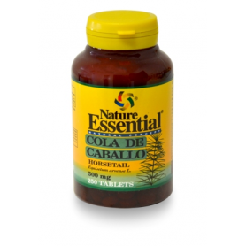 COLA DE CABALLO 500mg 250comp NATURE ESSENTIAL