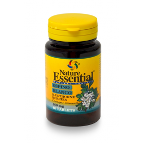 ESPINO BLANCO 500mg 60comp NATURE ESSENTIAL Plantas Medicinales 3,38 €