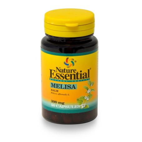 MELISA 300mg 50cap NATURE ESSENTIAL Plantas Medicinales 4,14€