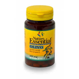 OLIVO 500mg 60comp NATURE ESSENTIAL Plantas Medicinales 3,38 €