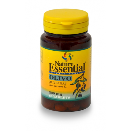 OLIVO 500mg 60comp NATURE ESSENTIAL Plantas Medicinales 3,38€