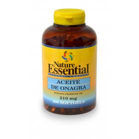 ACEITE DE ONAGRA 500mg 400perl NATURE ESSENTIAL Suplementos nutricionales 19,88€
