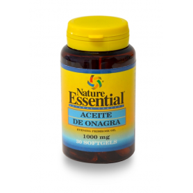 ACEITE DE ONAGRA 1000mg 30perl NATURE ESSENTIAL Suplementos nutricionales 5,01€